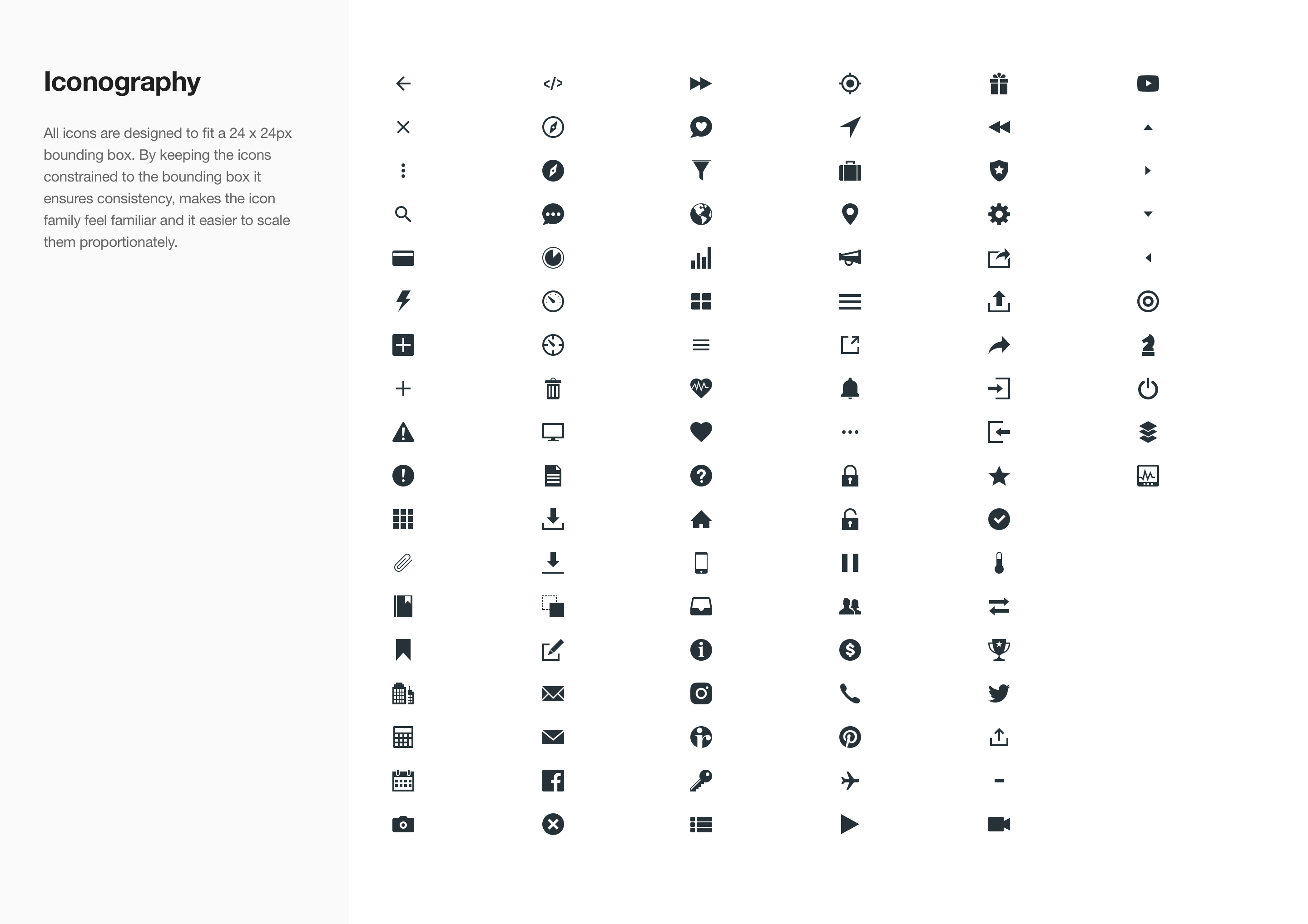 pattern-library-iconography