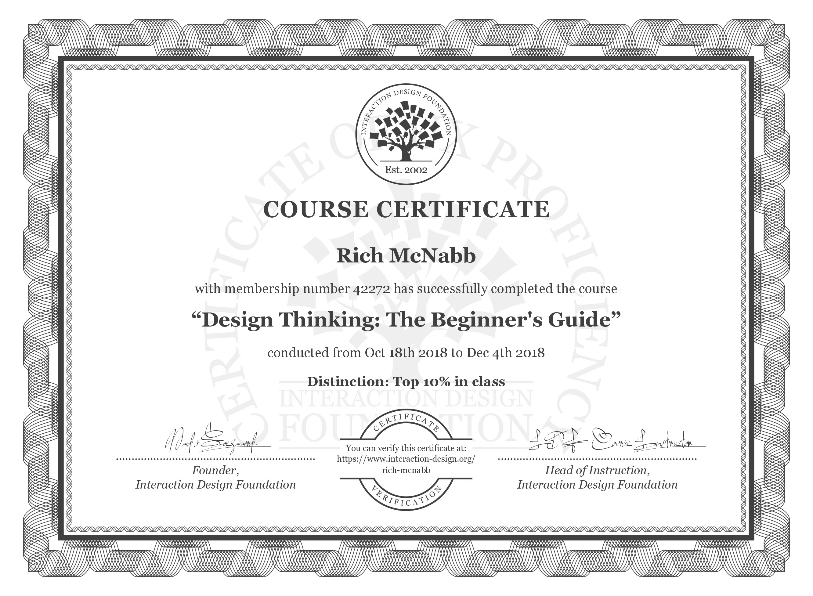 Design Thinking The Beginners Guide