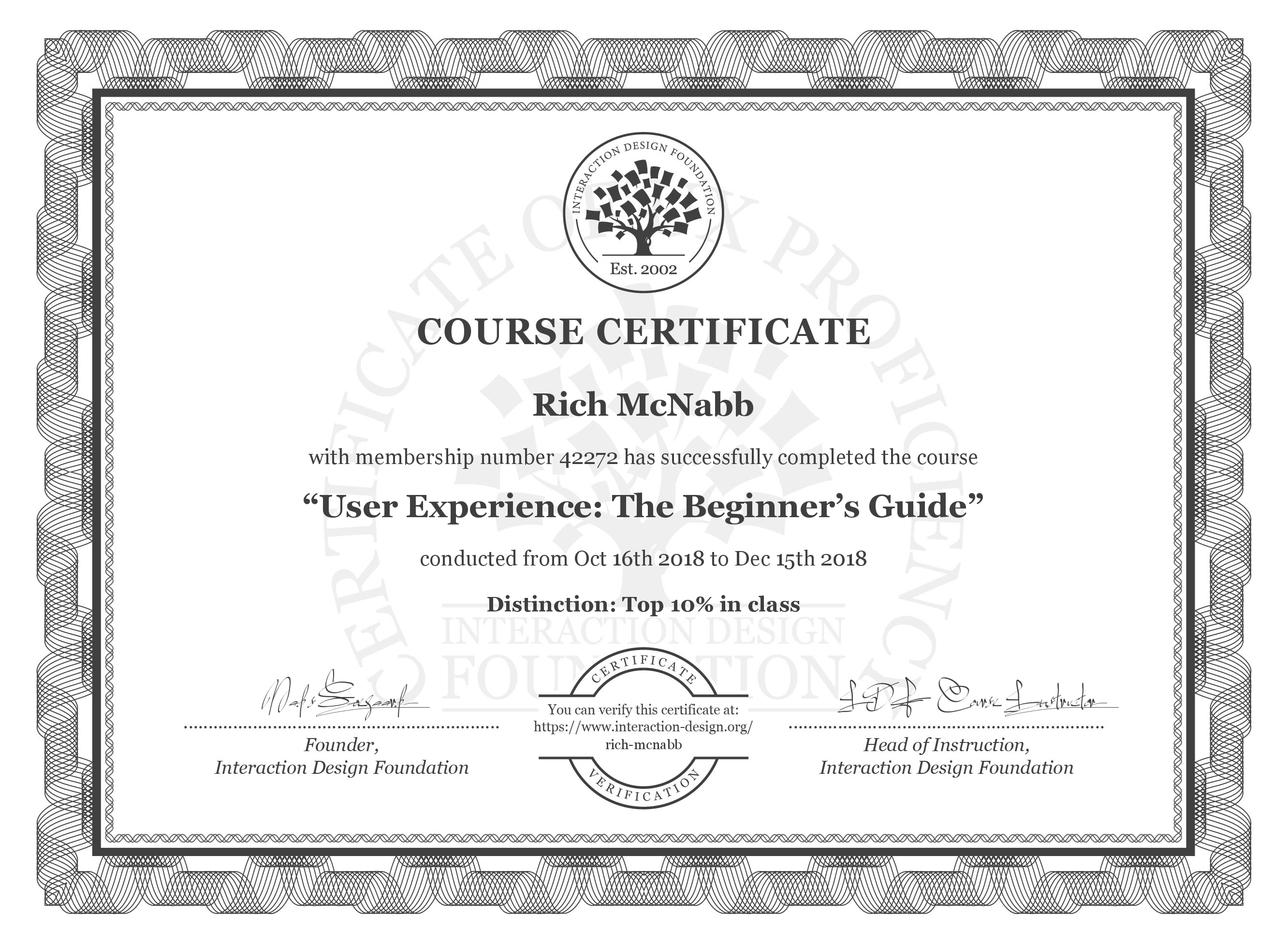 User Experience The Beginners Guide